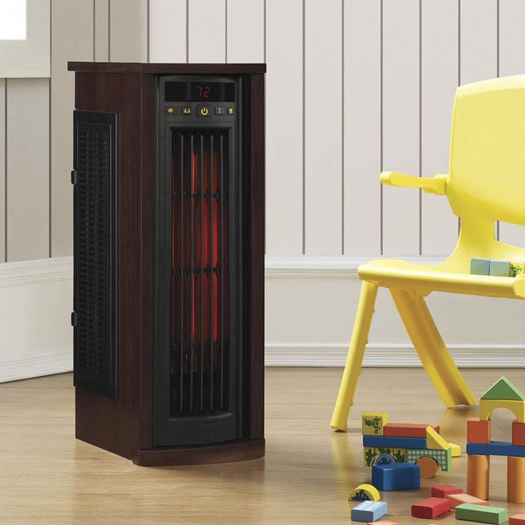 DEAL OF THE DAY: 16% OFF - Duraflame Radiative Heater: The Duraflame Infrared Tower Power Heater in Cherry is the perfect size for portable warmth. Heat the rooms you are in the most with this powerful infrared heater. Shop today @ https://www.senwill.com/Duraflame-Radiative-Heater-p97282801 #Deal #Duraflame #Heater