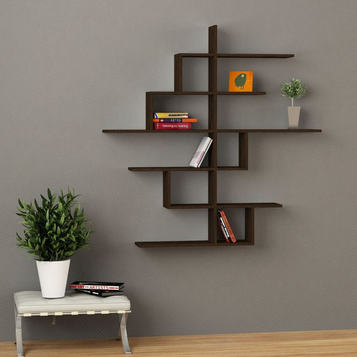 Cizgi No4 Wall Shelf