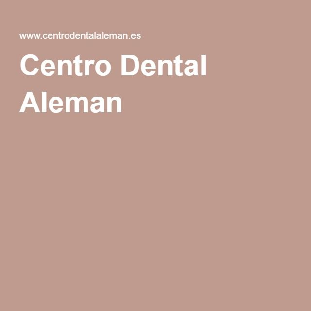 Centro Dental Aleman