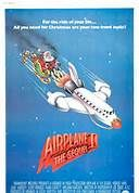 Airplane II: The Sequel (1982). [PG] 85 mins. Starring: Robert Hays, Julie Hagerty, Lloyd Bridges, Chad Everett, Peter Graves, Rip Torn, Chuck Connors, Stephen Stucker, Wendy Phillips, Sonny Bono, William Shatner, Art Fleming, David Leisure, James Noble, Pat Sajak and Hervé Villechaize