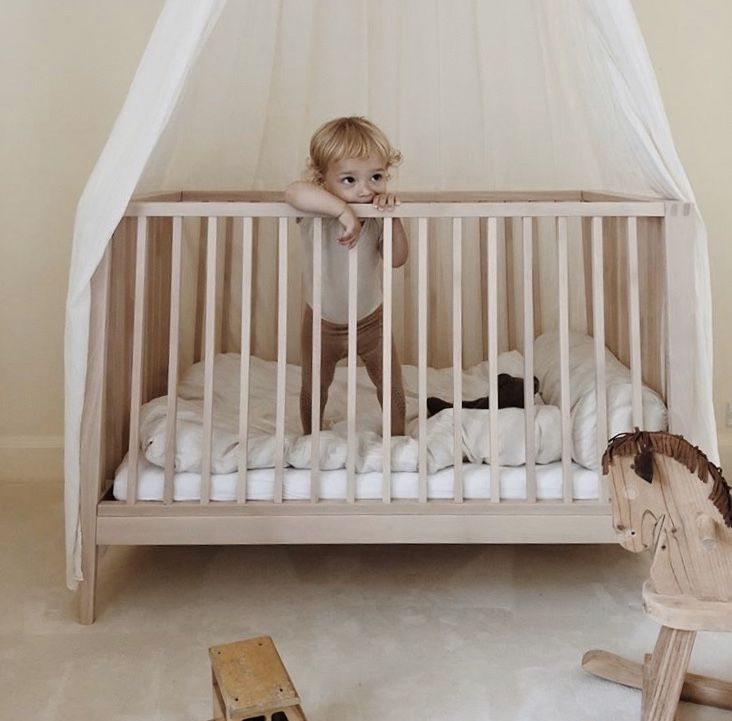 Linea By Leander Cot Baby Furniture