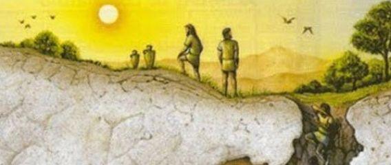 O μύθος του σπηλαίου του Πλάτωνα