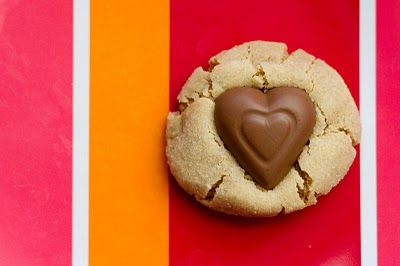 My Name Is Snickerdoodle: Fabulous Food Friday #yearofcelebrationsValentine'S Day, Food Friday, Valentine Cookies, Valentine Treats, Heart Cookies, Butter Heart, Fabulous Food, Peanut Butter, Pb Cookies