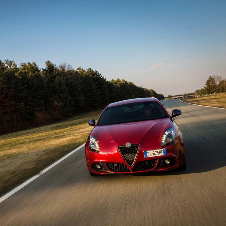 Kieruj się instynktem z Nową Giuliettą! #AlfaRomeo #Giulietta #FuelYourInstinct
