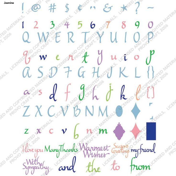 399 best cricut cartridges images on pinterest cricut for Cricut craft room fonts