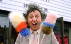 'Did you hear about the shrimp that went to the prawn's cocktail party? He pulled a mussel' Ken Dodd (November 8 1927-)