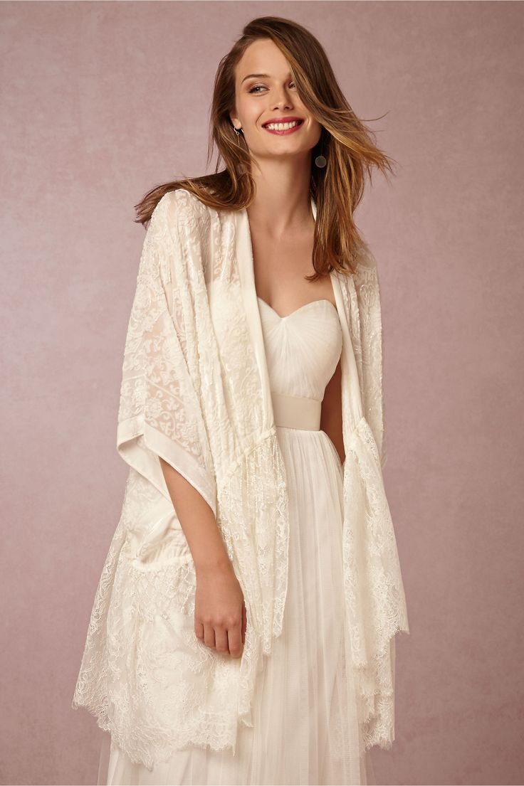 156 best bridal cover up images on pinterest wedding dress liberty cover up from bhldn junglespirit Images