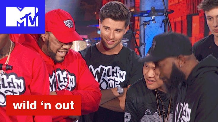 Jake Miller Steps Up Against Nick Cannon | Wild 'N Out | #Wildstyle - YouTube