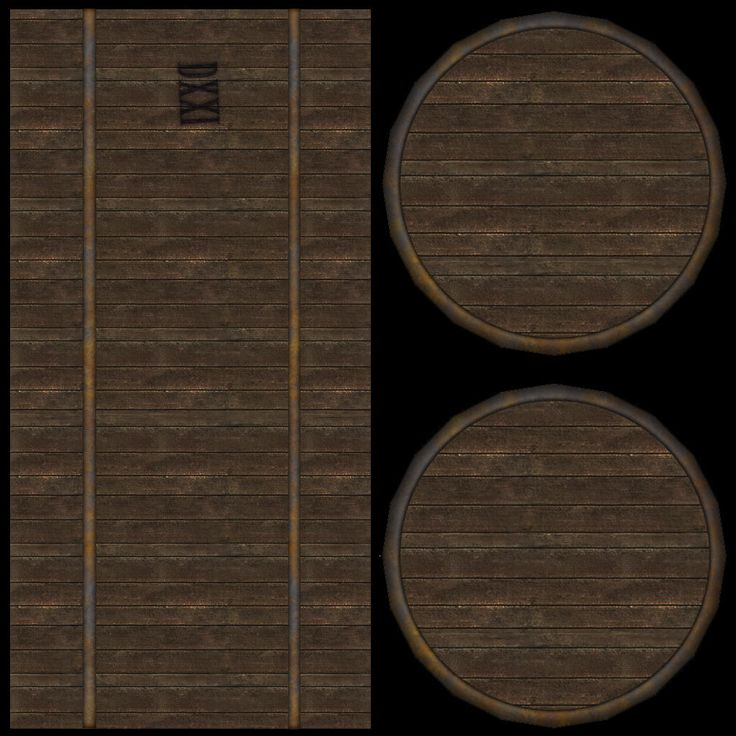 Games Art and Design: Barrels, barrels and more barrels!
