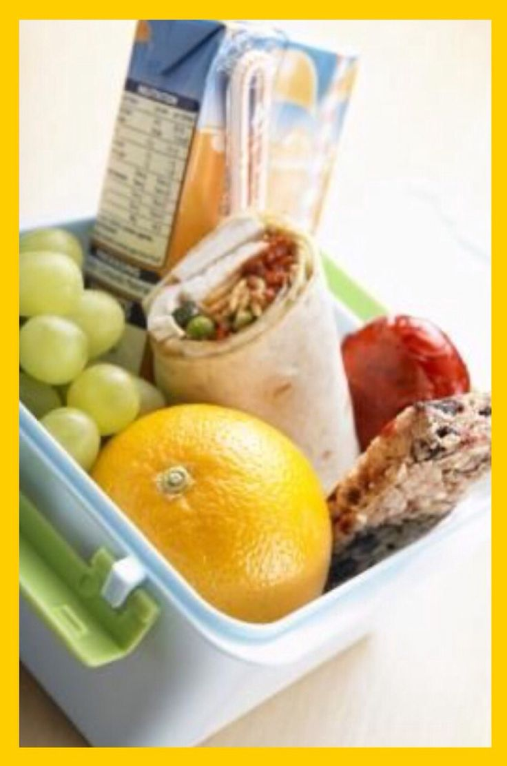 SCHOOL LUNCHES - Back-To-School Lunch Ideas @signaturejeans