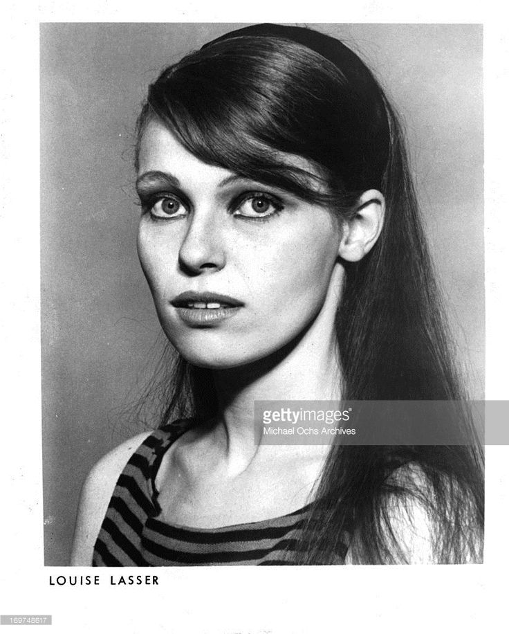 Actress Louise Lasser poses for a portrait in circa 1966.