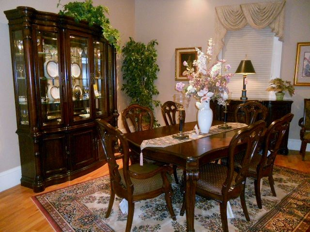 American Drew Dining Room Set Discount Bedroom Furniture High End Dining Room Furniture