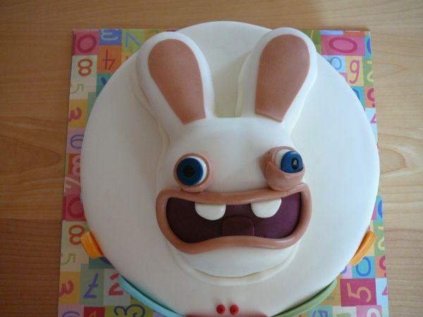 Lapin Crétin Cake
