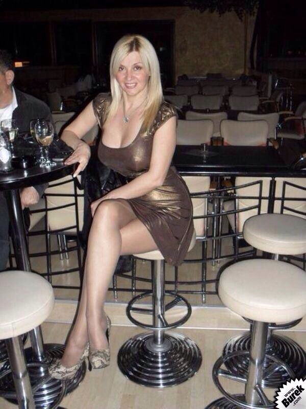 Milfs in the bar