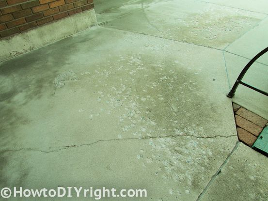 How To Restore Concrete Patio Easy Steps I Was
