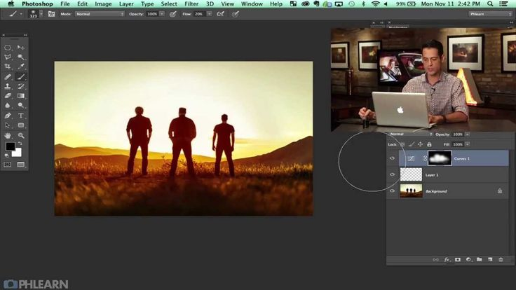 How to Make a Lens Flare in Photoshop