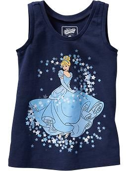 Disney© Cinderella Tanks for Baby