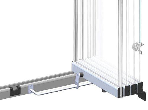 Seeglass   Cerramiento de cristal sin perfiles verticales