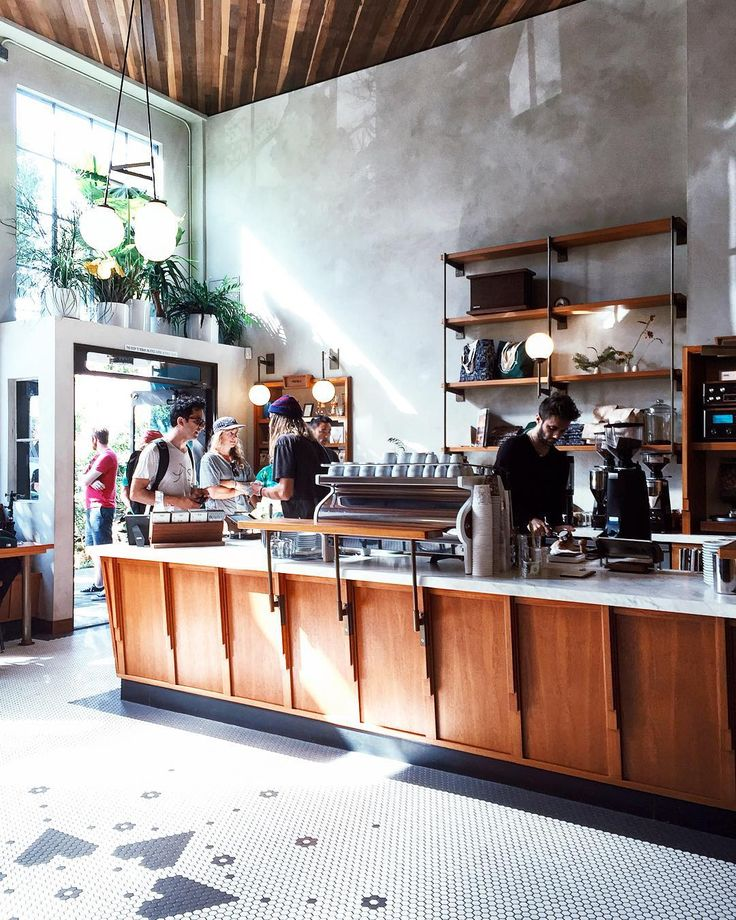 Sightglass Coffee in San Francisco / photo by Julie Ciollo