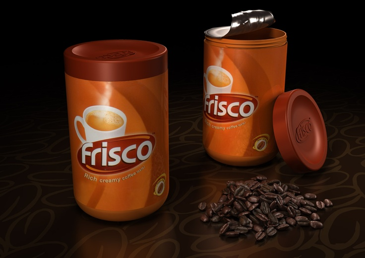 FRISCO - coffee container
