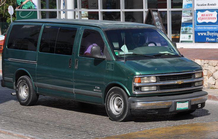 CHEVROLET Chevy van express 1500