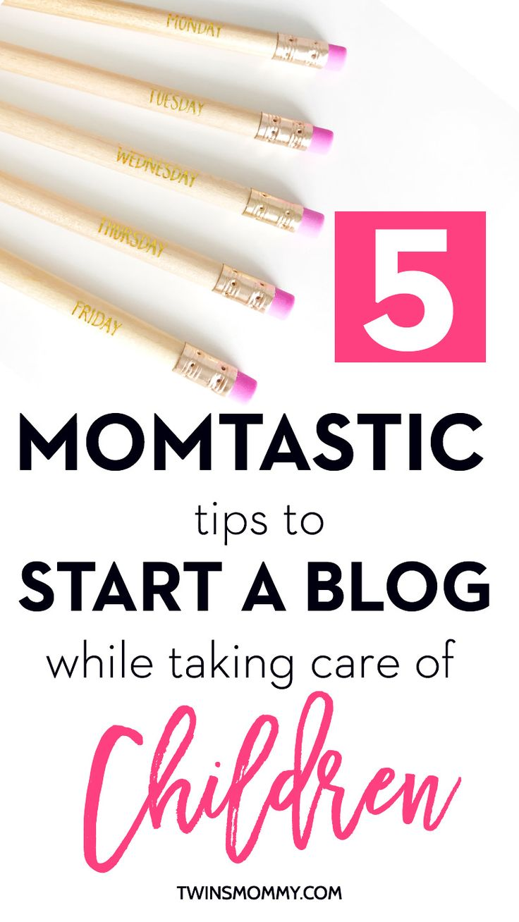 Want to start a blog but not sure you can when you're taking care of children? If you're a stay at home mom and want to work from home or work online, start a mom blog! Whether it's a WordPress blog or hosted by SiteGround, Bluehost or HostGater, the point is to start a blog now! Here are some ways to help you out!