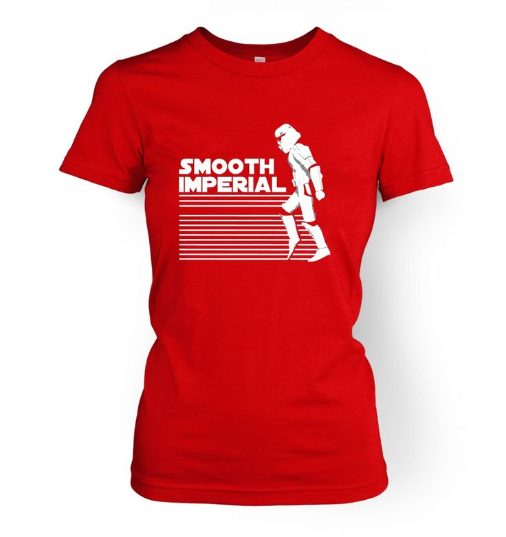 Smooth Imperial  womens t-shirt