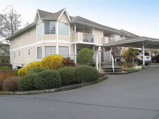 """SOLD - Another RE/MAX Miracle Home® in #Langley; #Huntington."""" A Spacious 2bdrm Carriage style UPPER unit Townhome; boasting an Oak kitchen w/ large eating area, 2 Decks, Creek Views & a HUGE Living room featuring a gas fireplace. Take the tour online...then call us to take it offline! 604-306-7472"""