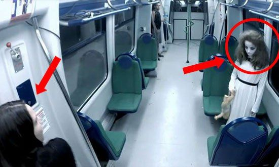 This Subway Ghost Prank Is So Scary, It's Not Even Funny Anymore! http://www.funnyworm.com/v/scary-subway-ghost-prank/  #subway #ghost #scary #prank #video #wtf