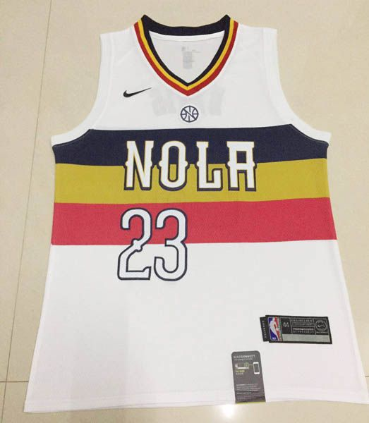 fa5fde55aa8 Camisetas nba baratas nike Earned Edition  23 Anthony Davis New Orleans  Pelicans 2019
