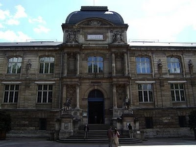 The Museum of Fine Arts in Rouen, France