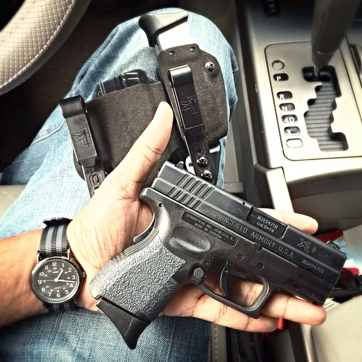 My Springfield XD9 Subcompact. #steelwaiting