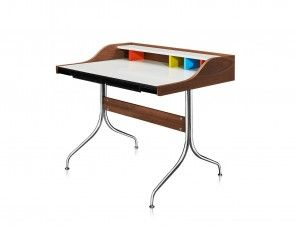 Our Replica George Nelson Swag Desk, Is one for the best and more affordable replicas of one of the greatest modernist designers. George Nelson is considered to be one of the most recognisable and significant names in furniture design. A must have for any home office.