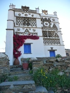Triandaros Vacation Rental - VRBO 451252 - 4 BR Tinos Villa in Greece, Luxurious Traditional Villa with Pool, Wifi, Washer/Dryer
