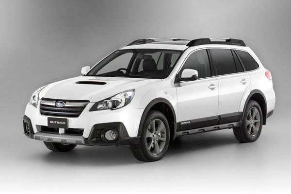 2014 Subaru Outback Released For Australia