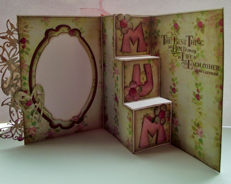 inside mothers day card