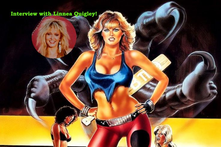 SUK podcast: A forgotten classic by Linnea Quigley gets discussed and the legendary Scream Queen herself stops by for an interview!