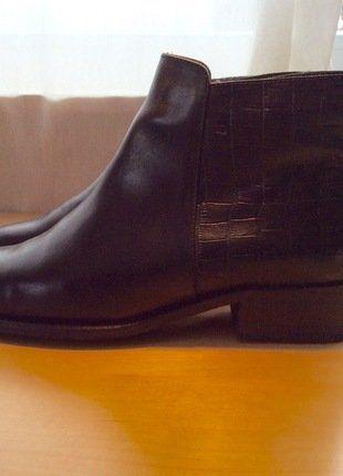 5f11fe3abbe640 Zign  Stiefeletten  Ankle  Kleiderkreisel  Style  Schlangenleder ...