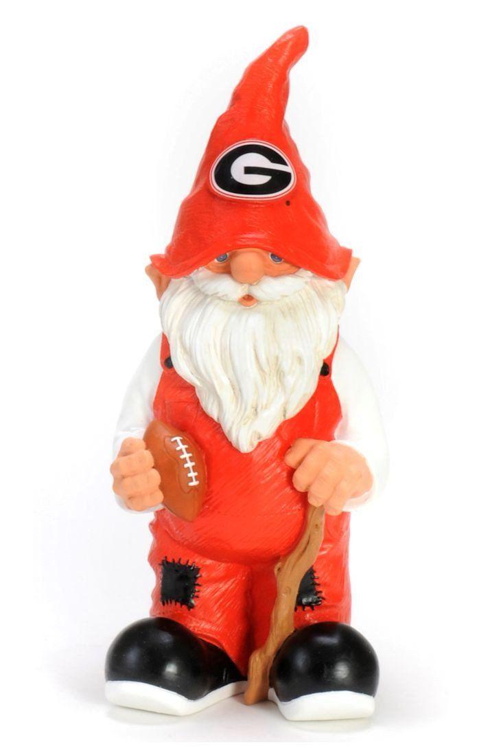 """Georgia Bulldogs Garden Gnome - 11"""" Male"""