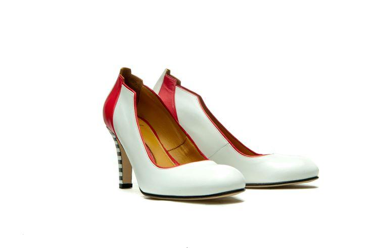 Milenika Shoes | WALKING TREE - White cherry - Milenika Shoes