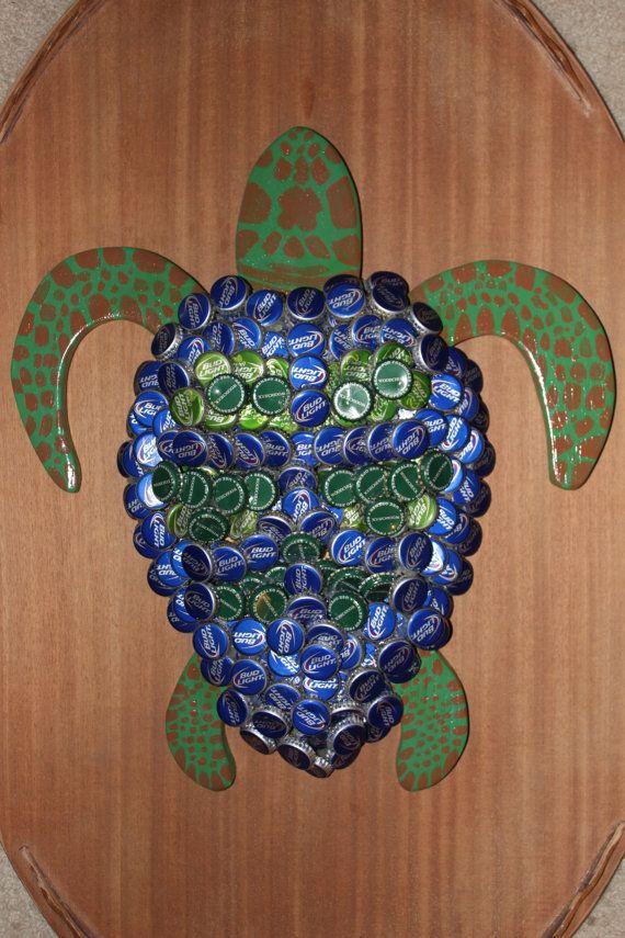 Sea Turtle,Sea Creatures,Bud lite,bud beer,Beach Art,Coastal Beach Art,Beach…
