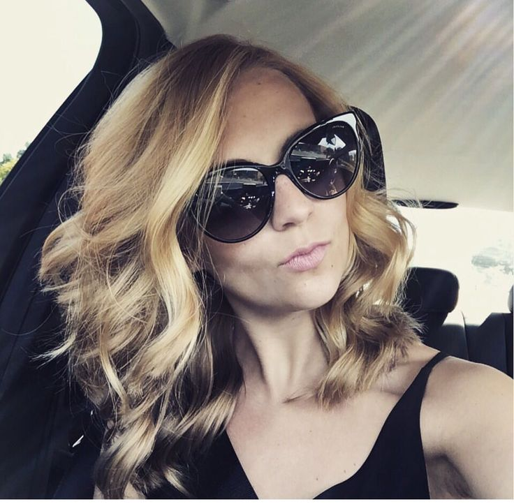 Midori client selfie with hair by Codi!