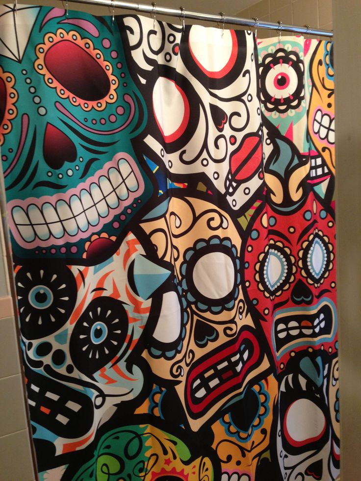 17 best images about sugar skull bathroom! on pinterest | sugar