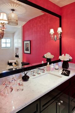 Denise Richards Residence - eclectic - bathroom - los angeles - Sue Firestone