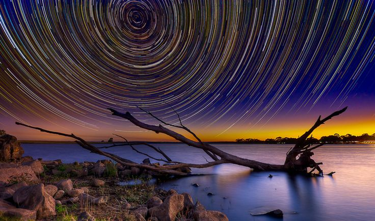 so beautiful!  Starry Night by Lincoln Harrison, via 500px