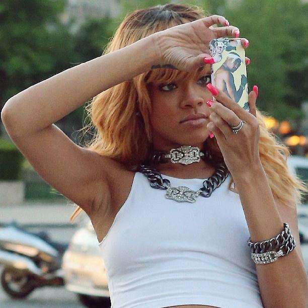 #rihanna #rihannanavy #rihpost #Rihanna #riri #cute #music #navy #blondanna