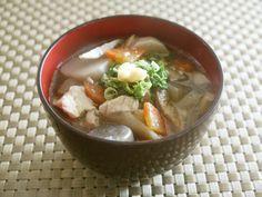 翌日も美味♪麺つゆで簡単素朴なけんちん汁 by スタイリッシュママ [クックパッド] 簡単おいしいみんなのレシピが227万品