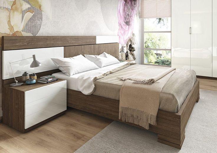 Dormitorio moderno (168 – D32) - Muebles CASANOVA