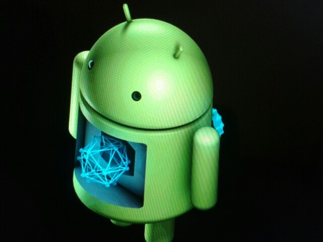 Cute android :)