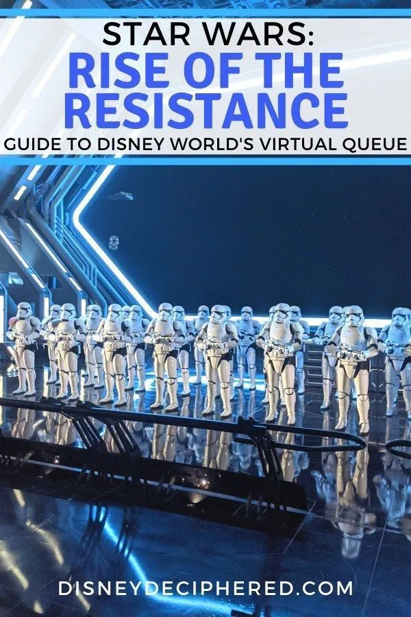 9b60738db0200b4f80f79e9a20cd56ff - How To Get In Queue For Rise Of The Resistance